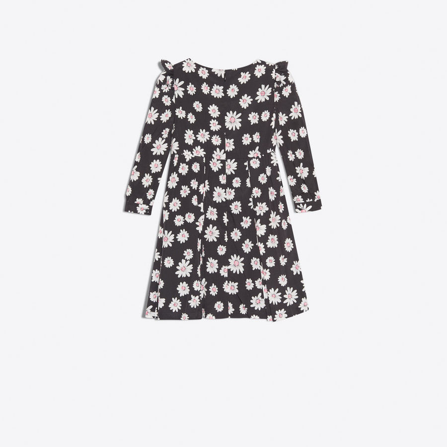 BALENCIAGA Long Sleeves Baby Doll Dress Dress D d