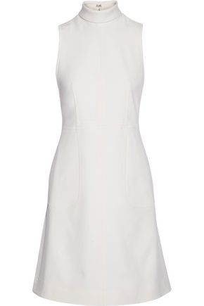 GABRIELA HEARST Wool-blend crepe mini dress