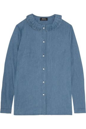 A.P.C. 3 Quarter Sleeved