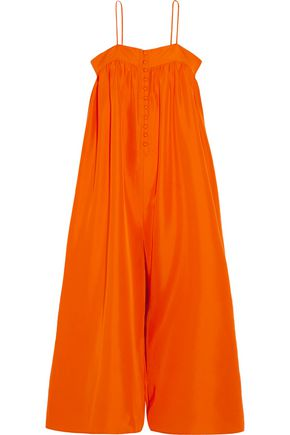 APIECE APART Aroussa silk jumpsuit