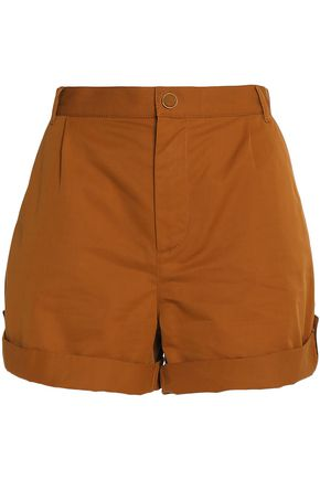 VANESSA SEWARD Cotton-gabardine shorts