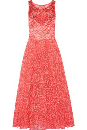 WOMAN GOWNS CORAL