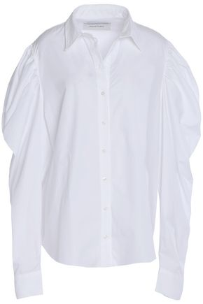 MARQUES ' ALMEIDA Cotton-chambray shirt