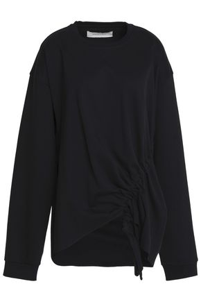 MARQUES ' ALMEIDA Ruched jersey top