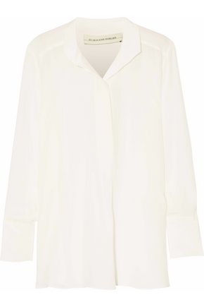 BY MALENE BIRGER Hathleeno silk crepe de chine shirt