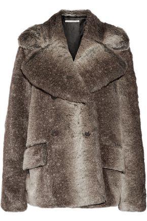 ALESSANDRA RICH Faux fur jacket