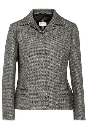 MAISON MARGIELA Bonded tweed jacket