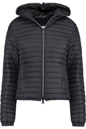 DUVETICA Sosandra quilted shell hooded jacket