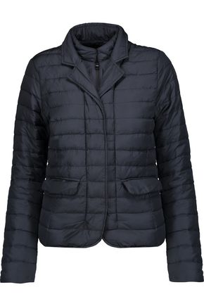 DUVETICA Egina quilted shell down coat