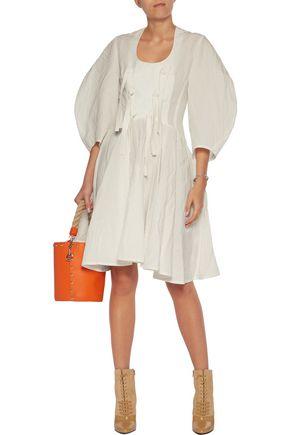 Eastbay Sale Online Cotton minidress J.W.Anderson Huge Surprise Cheap Online vflFTsUYX