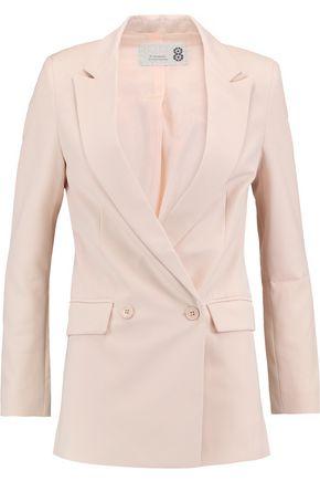 8 Crepe blazer