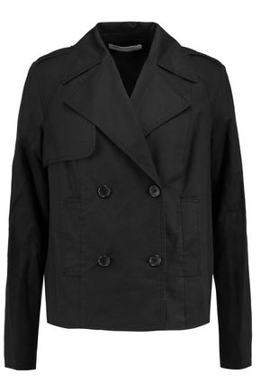 ROBERT RODRIGUEZ Cotton and linen-blend jacket