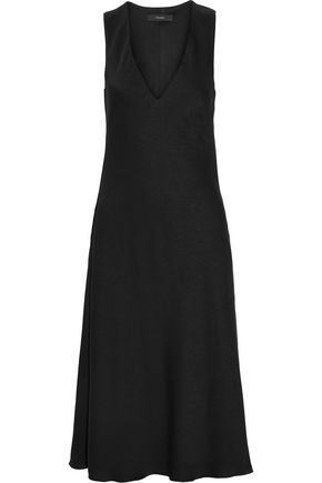 ELLERY The Gates crepe midi dress