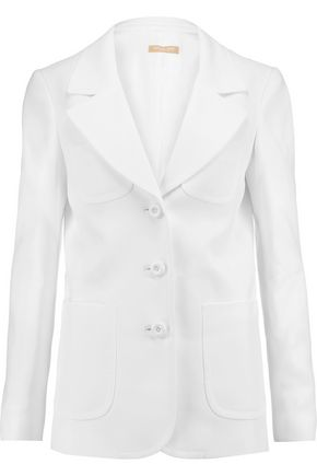 MICHAEL KORS COLLECTION Crepe blazer