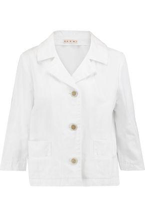 MARNI Cotton-blend jacket