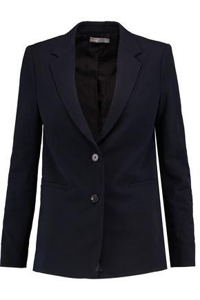 VINCE. Stretch-twill blazer