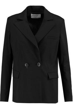 OSMAN Wool-blend jacket