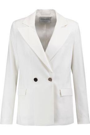 OSMAN Wool-twill blazer
