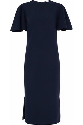 IRIS & INK Lynden crepe dress