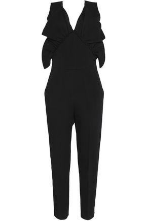MSGM Ruffled cady jumpsuit