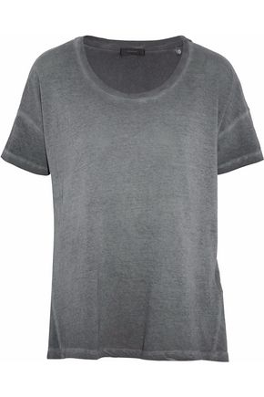 BELSTAFF Slub cotton-jersey T-shirt