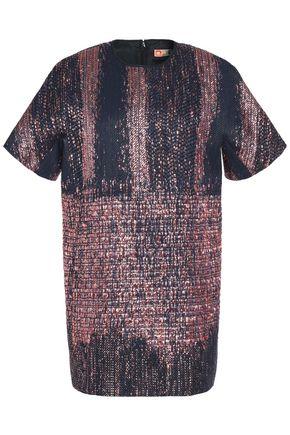 MSGM Tweed mini dress