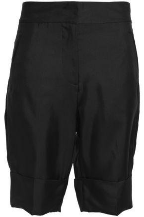 ACNE STUDIOS Silk-twill shorts