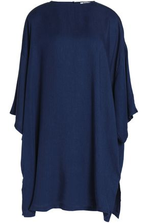 ACNE STUDIOS Draped twill mini dress