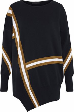 BELSTAFF Intarsia-knit sweater