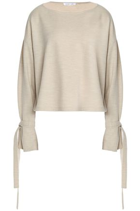 HELMUT LANG Wool-jersey sweater