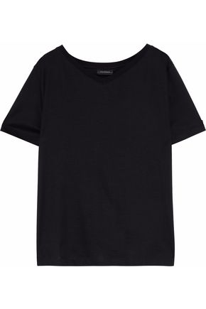 BY MALENE BIRGER Slub jersey T-shirt