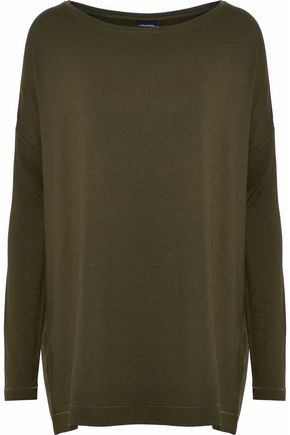 BY MALENE BIRGER Stretch-knit top