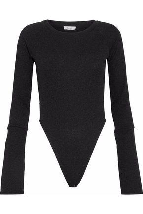 ALIX Worth stretch-crepe bodysuit