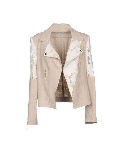 Фото - Женский пиджак EXTENZO Paris бежевого цвета