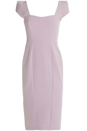 SAFIYAA Paneled cady dress