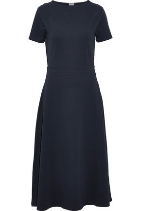 IRIS & INK Kennedy stretch-jersey midi dress