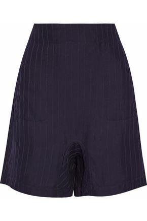 ACNE STUDIOS Satin-jacquard shorts