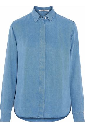 ACNE STUDIOS Chambray shirt
