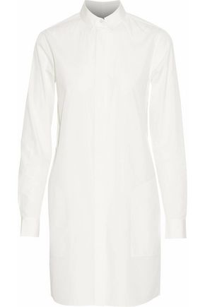 ACNE STUDIOS Cotton-poplin shirt dress