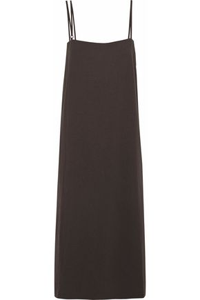 ACNE STUDIOS Twill midi dress