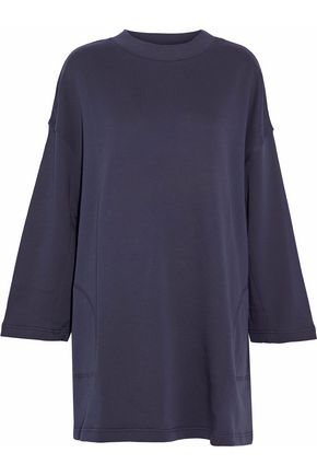 ACNE STUDIOS French cotton-terry mini dress