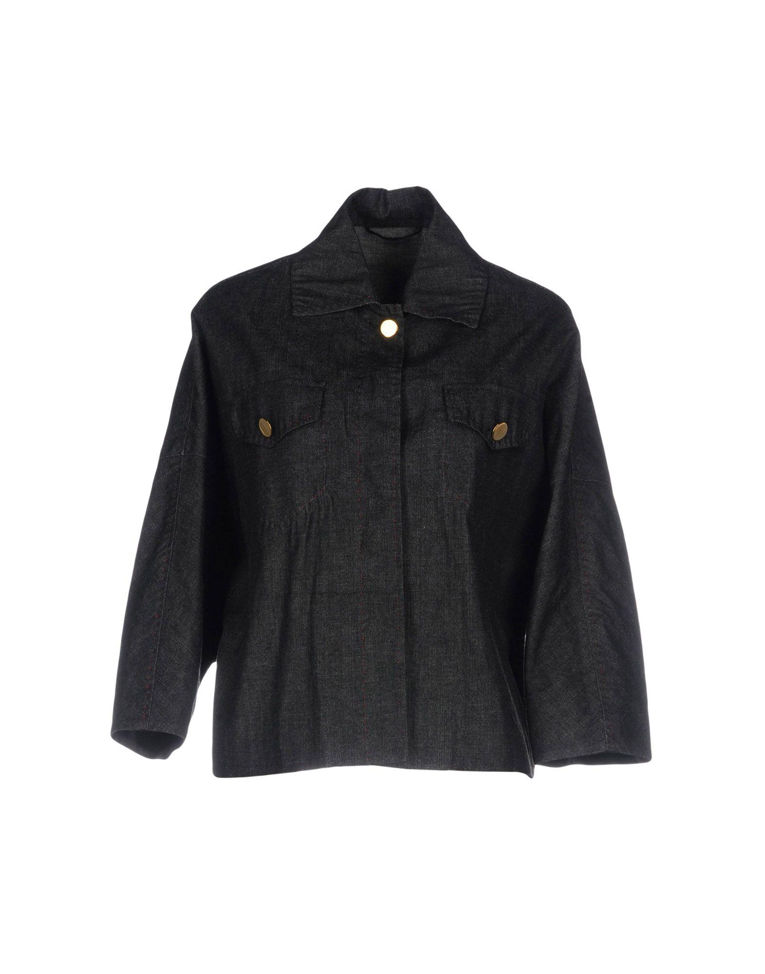 KITON Джинсовая верхняя одежда цена 2017