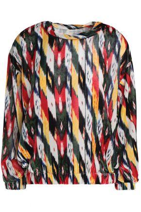 ISABEL MARANT ÉTOILE Printed chenille top