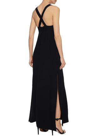 IRIS & INK Crepe gown