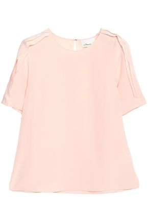 3.1 PHILLIP LIM Crepe de chine top