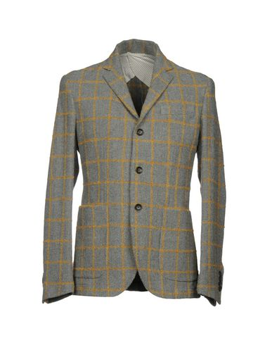 Купить Мужской пиджак NEW ENGLAND серого цвета