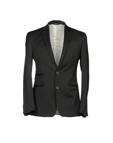 Фото - Мужской пиджак ENN+W черного цвета