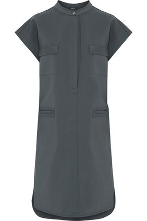 RAOUL Cotton-blend shirt dress