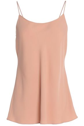 THEORY Silk crepe de chine camisole