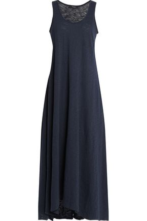 THEORY Slub jersey maxi dress